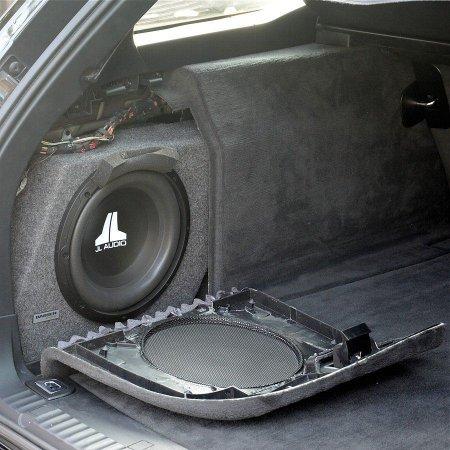 BMW 5 E61 Touring - obudowa subwoofera