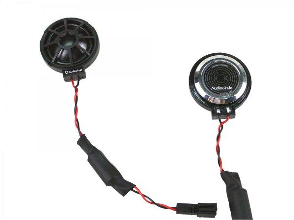 AudioCircle IQ-C6.2 Tesla S/X przód - zestaw głośników