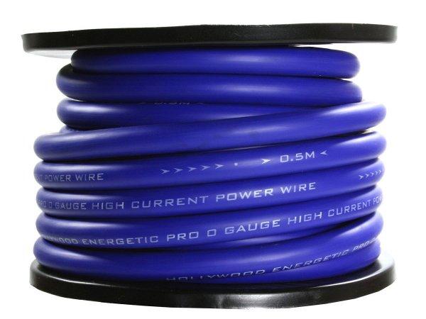 Hollywood PRO PC-BL0 - kabel zasilający 53 mm2