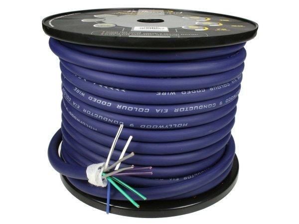 Hollywood HIC-918 - kabel głośnikowy 9x1,0 mm2