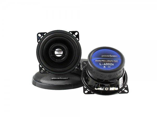 Powerbass L-4002x - głośniki samochodowe