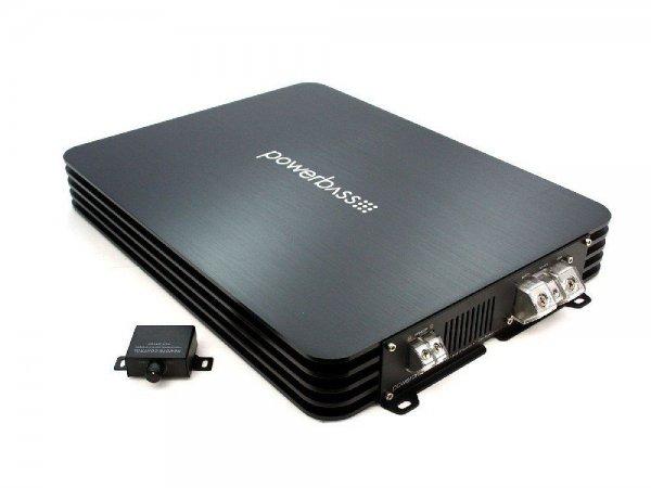 Powerbass ASA-1500.1Dx - wzmacniacz samoch.