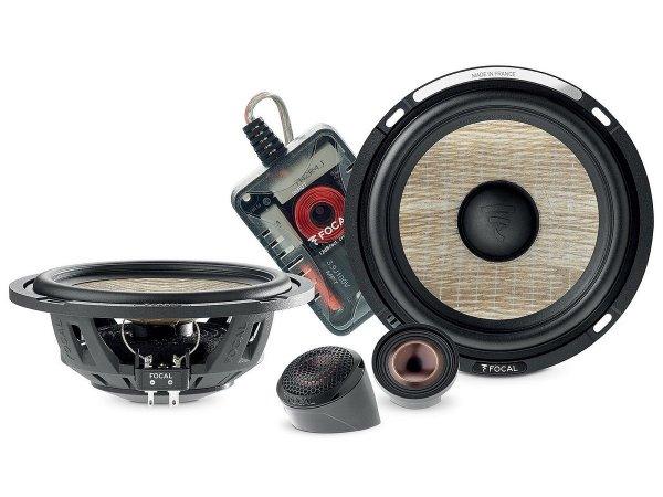 Focal PS-165FSE - zestaw głośników samochodowych