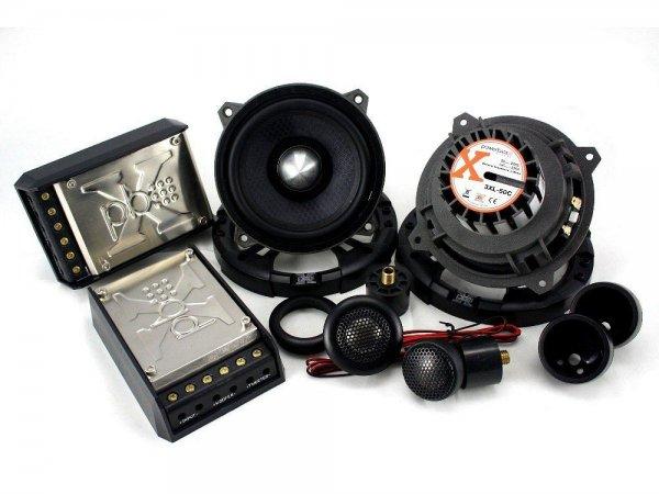 Powerbass 3XL-50C - głośniki samochodowe