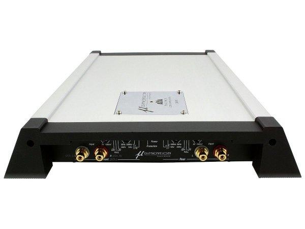 u-Dimension ProX 500.24 AYA - wzmacniacz samoch.