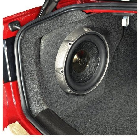 VW Jetta 5 - obudowa subwoofera