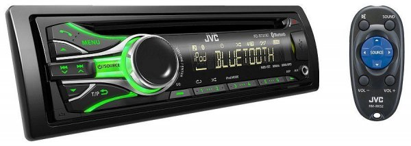 JVC KD-R731BT - radioodtwarzacz