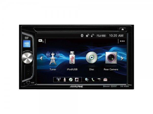 Alpine IVE-W560BT - stacja multimedialna