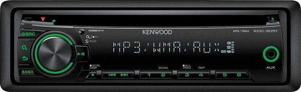 Kenwood KDC-3051G - radioodtwarzacz