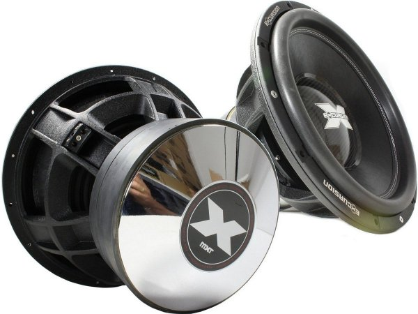 Excursion MXT.v2-15D2 - subwoofer SPL