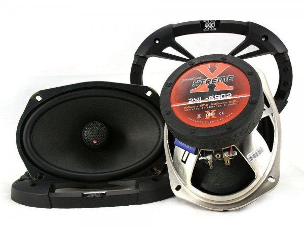 Powerbass 2XL-6902 - głośniki samochodowe