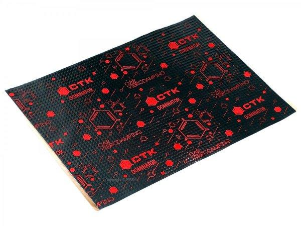 CTK Dominator SPL 3 - mata tłumiąca 50x70cm, 1szt.