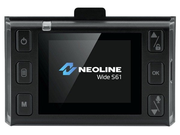 Neoline Wide S61 - mini wideorejestrator z Wi-Fi