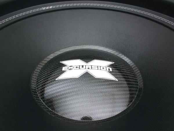Excursion RXD-18D1 - subwoofer do zastosowań SPL