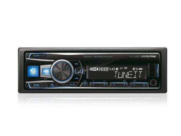 Alpine UTE-92BT - radioodtwarzacz samochodowy