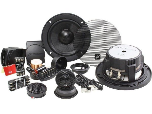 u-Dimension ProZ Comp 5 - głośniki samochodowe