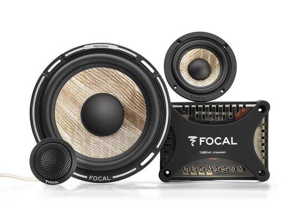 Focal PS-165F3 - zestaw głośników samochodowych