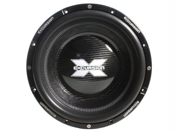 Excursion MXT.v2-12D4 Black - subwoofer SPL