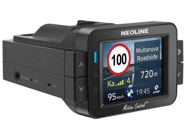 Neoline X-Cop 9100s - rejestrator, antyradar, baza GPS