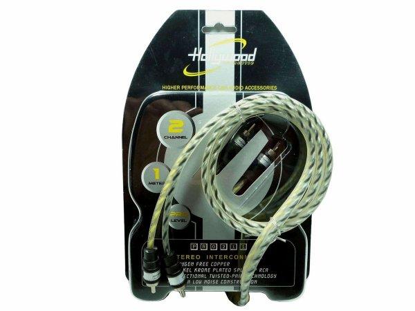 Hollywood PRO-215 - kabel sygnałowy audio