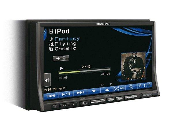 Alpine INA-W910R - stacja multimedialna