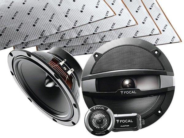 Focal R-165S2 + gratis 4 maty CTK Premium 1.8