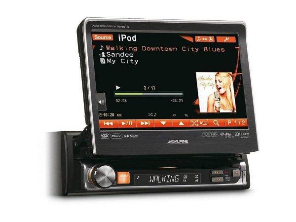 Alpine IVA-D511R - stacja multimedialna
