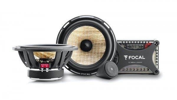 Focal PS-165FX - zestaw głośników samochodowych