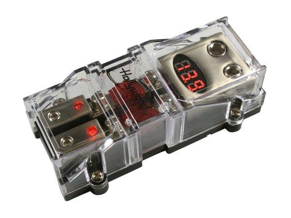 Hollywood MAHX-2R - oprawa bezpieczników 2xMANL