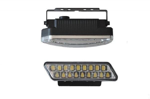 Noxon 02 - światła LED do jazdy dziennej