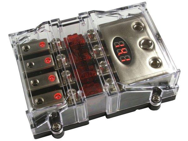 Hollywood MAHX-4R - oprawa bezpieczników 4xMANL