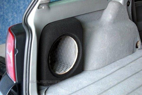 VW Passat B5 Wagon - obudowa subwoofera