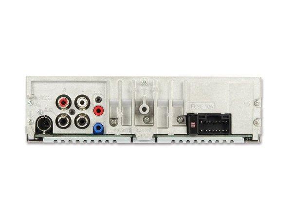Alpine CDE-203BT - radioodtwarzacz samochodowy