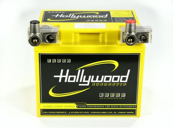 Hollywood HPP-48 - terminal klemy
