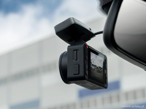 Neoline G-Tech X76 - rejestrator z 2 kamerami Full HD