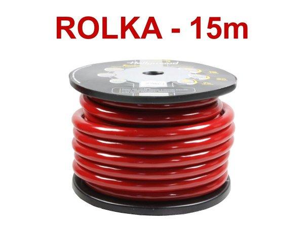 Hollywood CCA PC-R0 - kabel zasilaj. 53 mm2 /15m