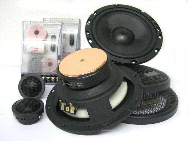 u-Dimension Jr. Comp 6 PRO - głośniki samochodowe