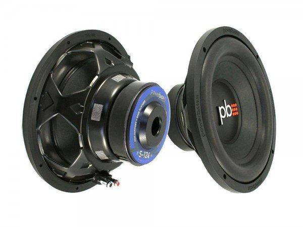 Powerbass S-104Dx - subwoofer samochodowy