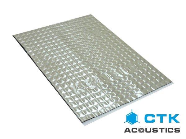 CTK Acoustics 1.8 M2 /1szt. 25x34cm - mata tłumiąca