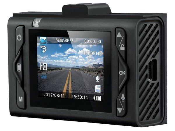 Neoline Wide S31 - mini wideorejestrator, 2 uchwyty
