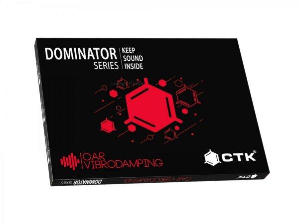 CTK Dominator 4.0 Box - mata tłumiąca 10szt./1,85m2