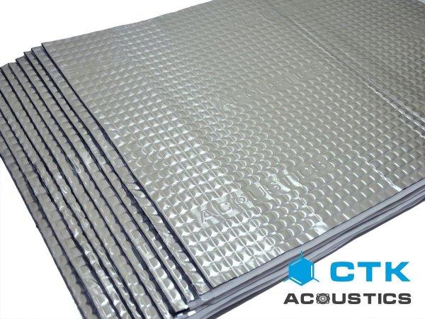 CTK Acoustics 1.8 Pack / 5,25m2 - mata tłumiąca