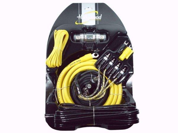 Hollywood CCA-44 - zestaw kabli do wzmacniacza
