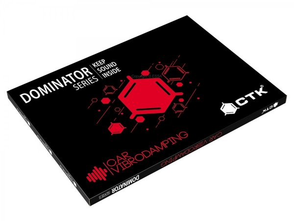 CTK Dominator SPL 4 Box - mata tłumiąca, 7szt./2,5m2